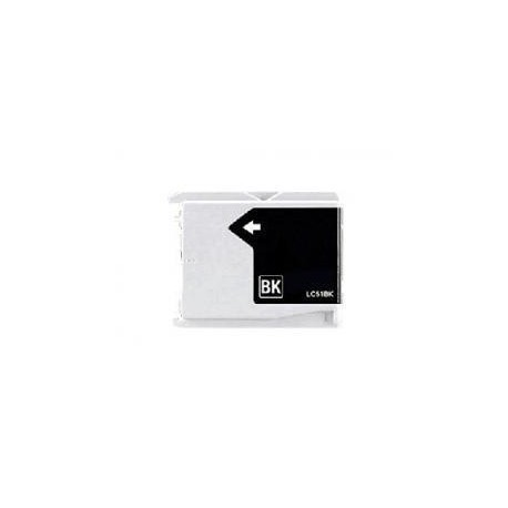 Cartucho  De Tinta Compatible BROTHER LC-970 negro LC970BK