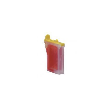 Cartucho  De Tinta Compatible BROTHER LC600 amarillo LC600Y