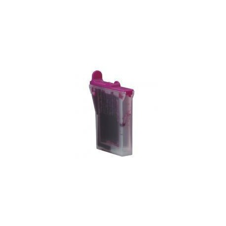 Cartucho  De Tinta Compatible BROTHER LC600 magenta LC600M