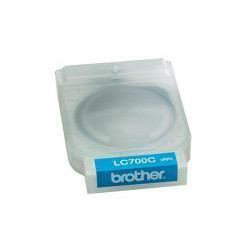 Cartucho  De Tinta Compatible BROTHER LC700 cian LC700C