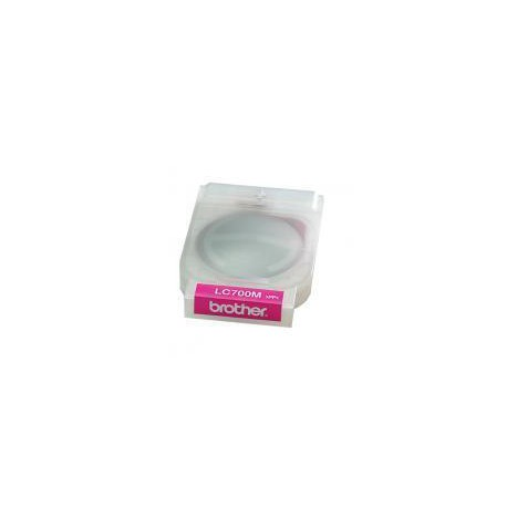 Cartucho  De Tinta Compatible BROTHER LC700 magenta LC700M