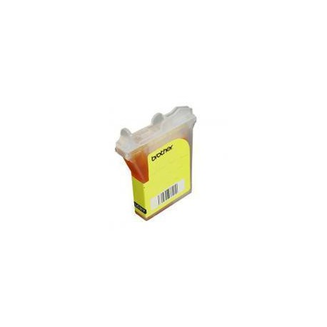 Cartucho  De Tinta Compatible BROTHER LC800 amarillo LC800Y