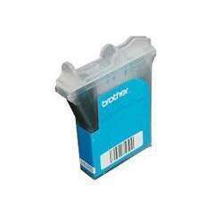 Cartucho De Tinta Compatible BROTHER LC800 cian LC800C