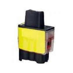 Cartucho  De Tinta Compatible BROTHER LC-900 amarillo LC900Y