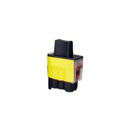 Cartucho  De Tinta Compatible BROTHER LC-900 amarillo LC900Y