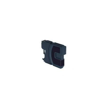 Cartucho  De Tinta Compatible BROTHER LC-980 negro LC980BK