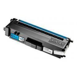 Toner Compatible BROTHER TN325C cian TN-325C