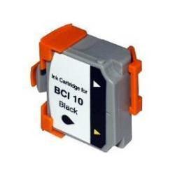 Cartucho De Tinta Compatible CANON BCI10 negro 0956A002
