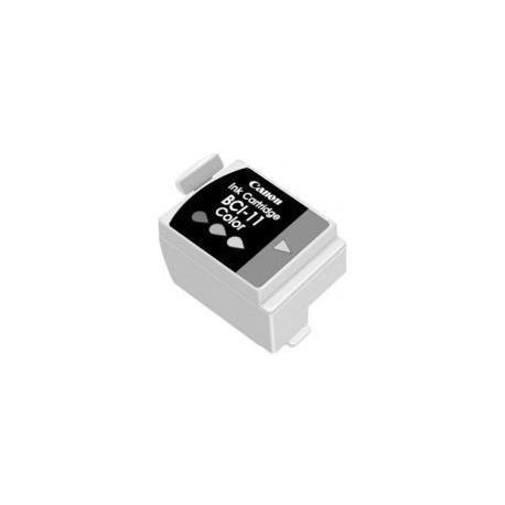 Cartucho  De Tinta Compatible CANON BCI11 3 colores BCI11C
