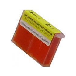 Cartucho  De Tinta Compatible CANON BJI201 amarillo 0949A001