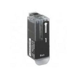 Cartucho  De Tinta Compatible CANON BJI201 negro 0946A001