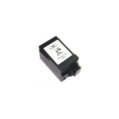 Cartucho  De Tinta Compatible CANON BX20 negro 0896A002