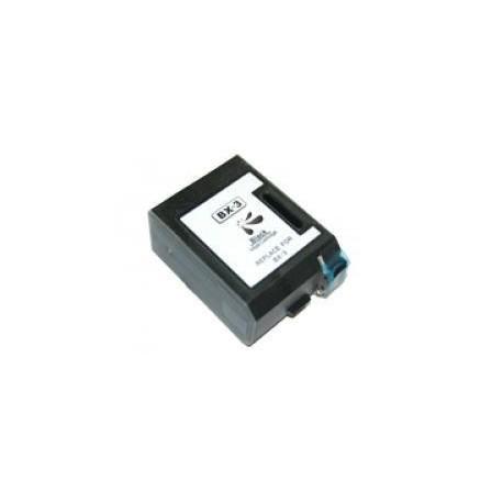 Cartucho  De Tinta Compatible CANON BX3 negro 0884A002