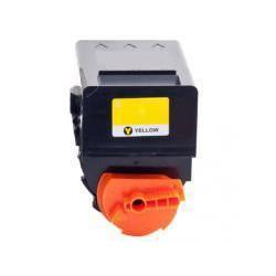 Toner Compatible CANON CEXV21 amarillo 0455B002