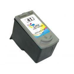Cartucho  De Tinta Compatible CANON CL41 3 colores 0617B001