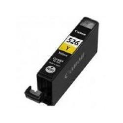 Cartucho  De Tinta Compatible CANON CLI526 amarillo 4543B001