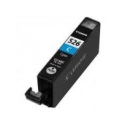 Cartucho  De Tinta Compatible CANON CLI526 cian 4541B001