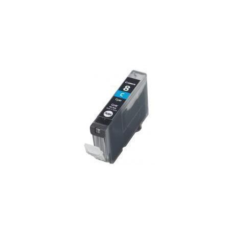 Cartucho  De Tinta Compatible CANON CLI8 cian 0621B001