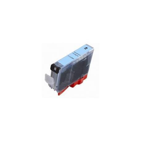 Cartucho  De Tinta Compatible CANON CLI8 cian claro 0624B001