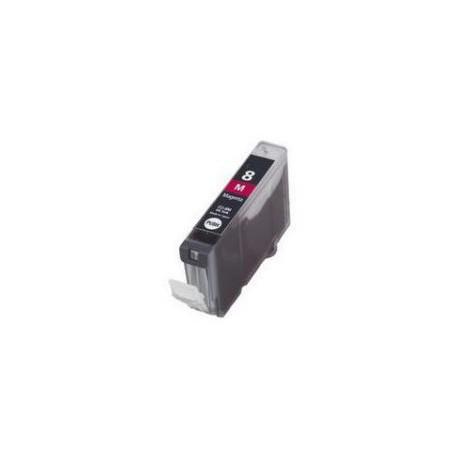 Cartucho  De Tinta Compatible CANON CLI8 magenta 0622B001