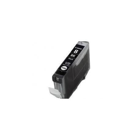 Cartucho De Tinta Compatible CANON CLI8 negro 0620B001