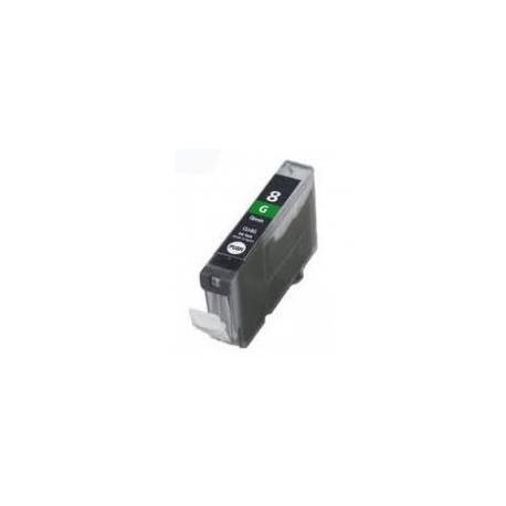 Cartucho  De Tinta Compatible CANON CLI8 verde básico 0627B001