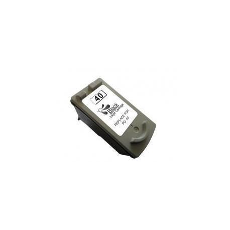 Cartucho  De Tinta Compatible CANON PG40 negro 0615B001