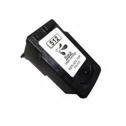 Cartucho  De Tinta Compatible CANON PG512 negro 2969B001