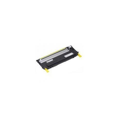 Toner Compatible DELL 1230 amarillo 330-3013