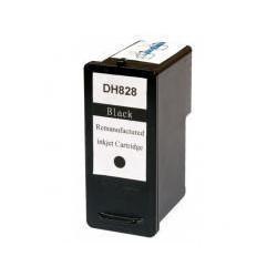 Cartucho  De Tinta Compatible DELL DH828 negro 592-10224
