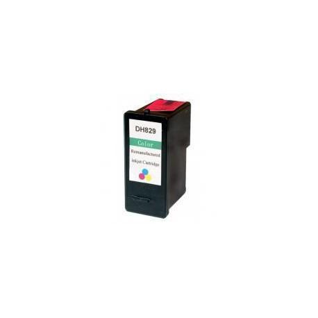 Cartucho  De Tinta Compatible DELL DH829 3 colores 592-10225