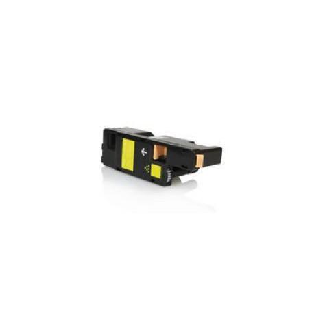 Toner Compatible EPSON C1700 amarillo C13S050611