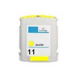 Cartucho  De Tinta Compatible HP HP 11 amarillo C4838AE