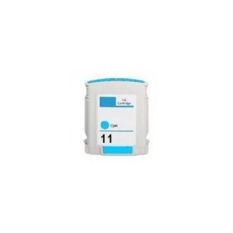 Cartucho  De Tinta Compatible HP HP 11 cian C4836A
