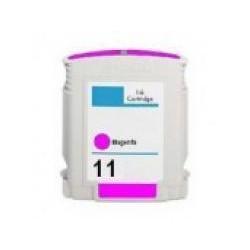Cartucho  De Tinta Compatible HP HP 11 magenta C4837A