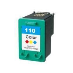 Cartucho  De Tinta Compatible HP 110 3 colores CB304AE