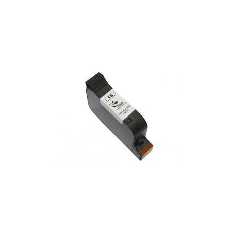 Cartucho  De Tinta Compatible HP HP 15 negro C6615DE