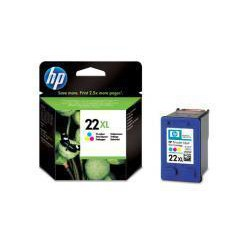 Cartucho De Tinta Original HP 22XL 3 colores C9352CE