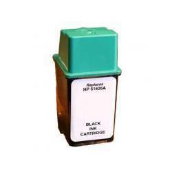 Cartucho  De Tinta Compatible HP 26 negro 51626AE