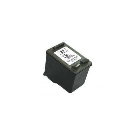 Cartucho  De Tinta Compatible HP 27 negro C8727AE