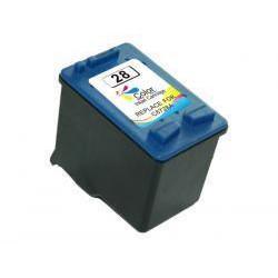 Cartucho  De Tinta Compatible HP 28 3 colores C8728AE