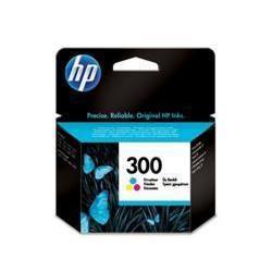 Cartucho De Tinta Original HP 300 3 colores CC643EE