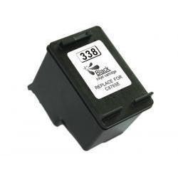 Cartucho  De Tinta Compatible HP 338 negro C8765EE