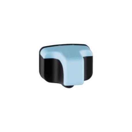 Cartucho  De Tinta Compatible HP 363 cian claro C8774EE