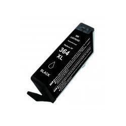 Cartucho  De Tinta Compatible HP 364XL negro CN684EE