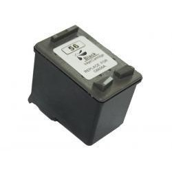 Cartucho  De Tinta Compatible HP 56 negro C6656AE