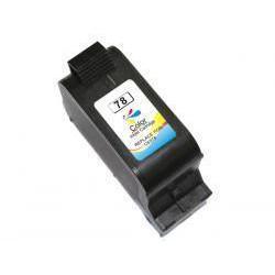 Cartucho  De Tinta Compatible HP 78 3 colores C6578A