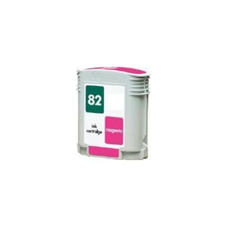 Cartucho  De Tinta Compatible HP 82 magenta C4912A