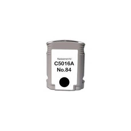 Cartucho  De Tinta Compatible HP 84 negro C5016A