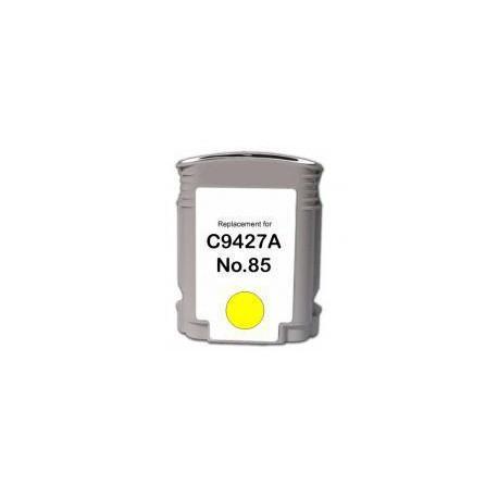 Cartucho  De Tinta Compatible HP 85 amarillo C9427A